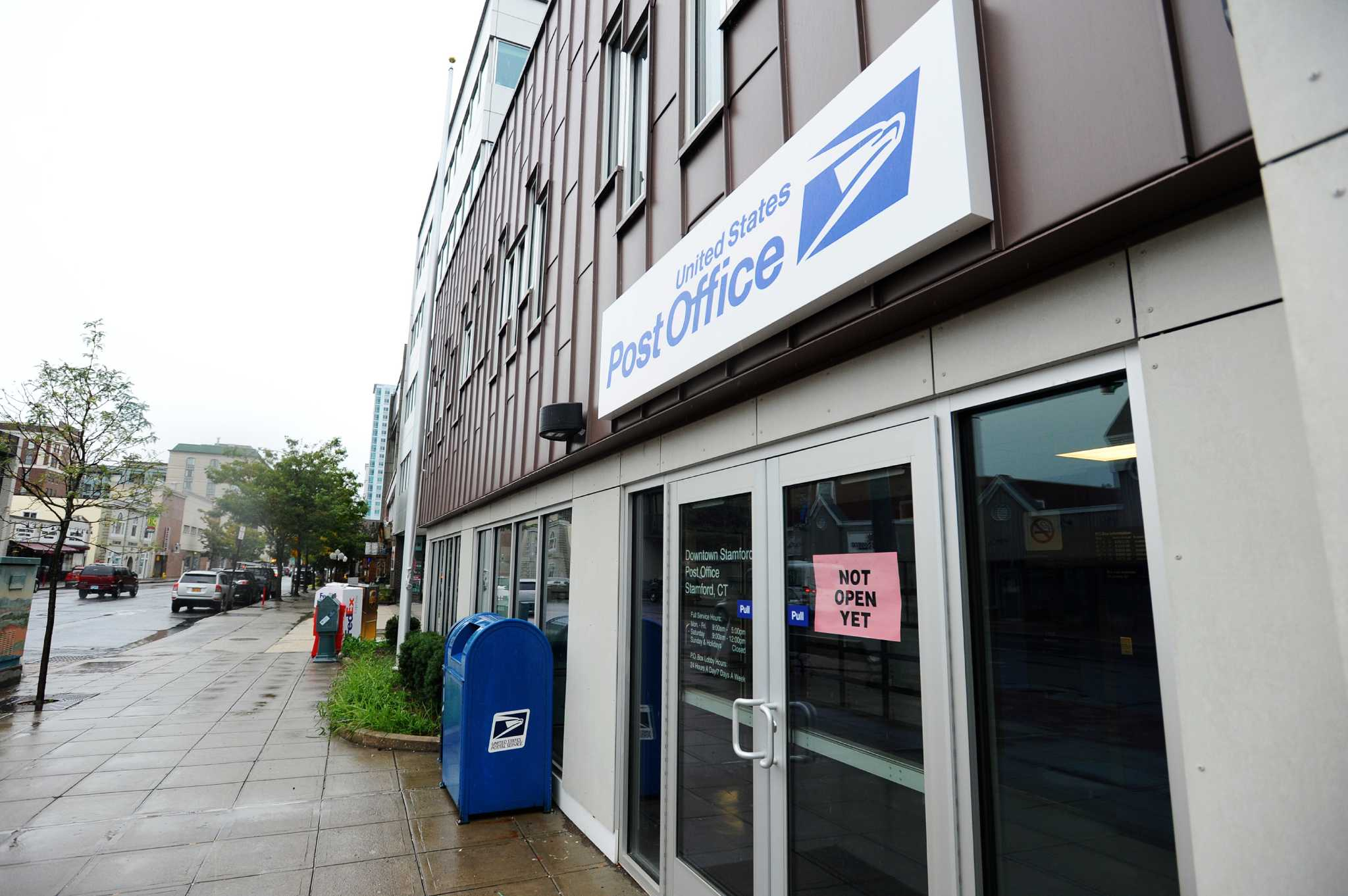 Point of Interest New Stamford post office to open StamfordAdvocate