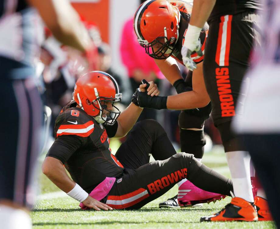 NFL WEEK 6 POWER RANKINGS32. Cleveland (0-5) | Last week: 32Four of the Browns' five losses have been against teams that currently have winning records. They play the Titans and Bengals on the road. Photo: Ron Schwane, Associated Press / FR78273 AP
