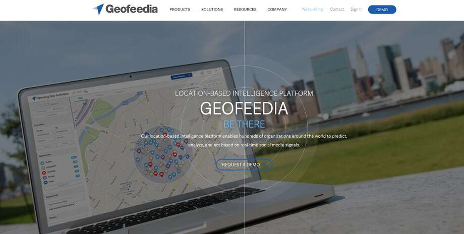 The companies reportedly provided the data - often including the locations of users - to Geofeedia, a Chicago-based company that analyzes social media posts to deliver surveillance information to 500 law enforcement agencies. The social media companies sought to restrict Geofeedia's access to the streams of user data in recent weeks after the ACLU discovered them and alerted the companies about looming public exposure. Photo: Geofeedia