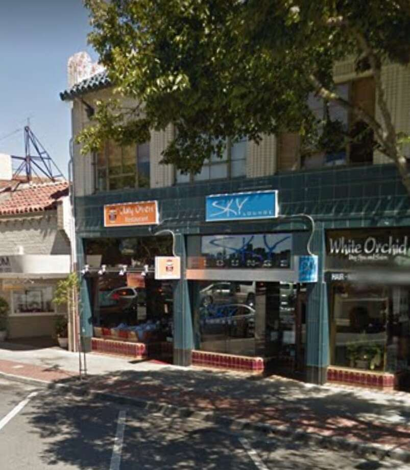 A 21-year-old San Mateo man was arrested early Sunday on suspicion of attempted murder after stabbing three people outside the Sky Lounge at 76 E. Third Avenue in San Mateo, police said. Photo: Google Maps / /