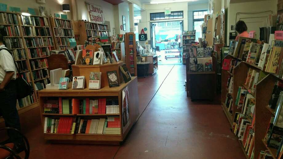 Modern Times Bookstore Collective opened in 1971. Photo: Modern Times Bookstore Collective