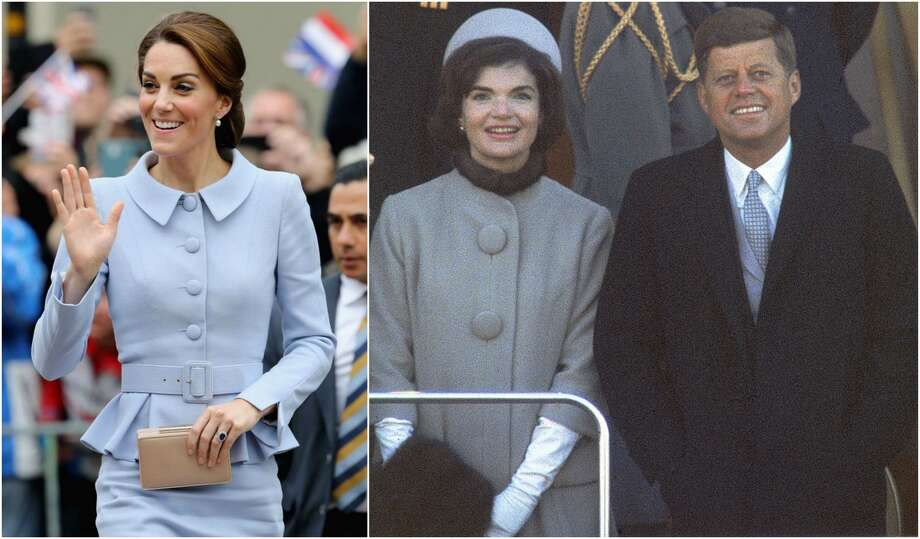 Kate Middleton Channels Jackie Kennedy Onis In The Herlands
