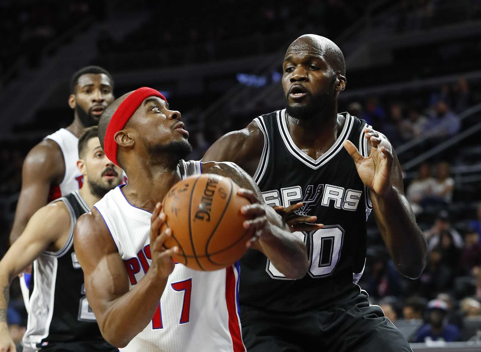 Spurs Sign Veteran Joel Anthony To 10 Day Contract San