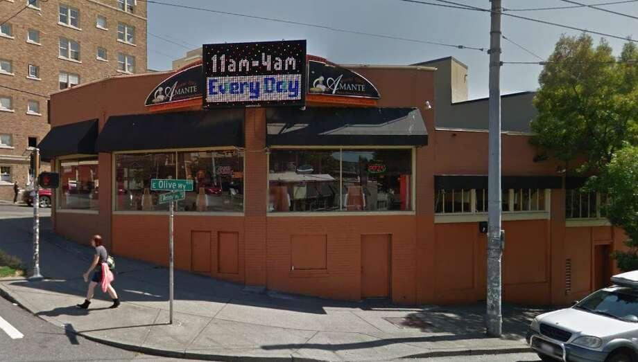 Amante Pizza and Pasta, Capitol Hill Photo: Google Maps