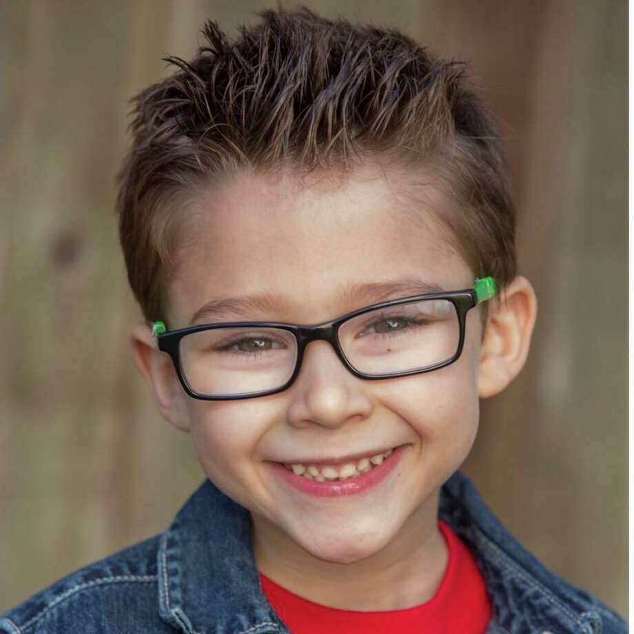 San Antonio's budding star Antonio Raul Corbo, 7, landed a recurring role as Det. Boyle's adopted son in Fox comedy 'Brooklyn Nine-Nine.'   Photo: Courtesy