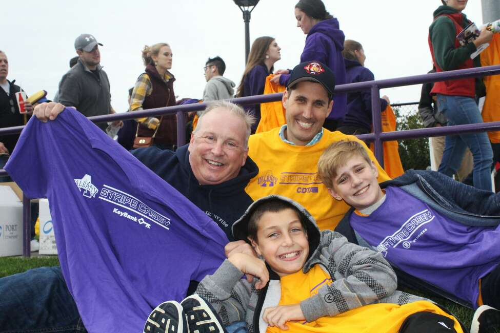 Were you Seen at the UAlbany Football Homecoming Weekend game against the University of Richmond on Saturday, Oct. 8, 2016?