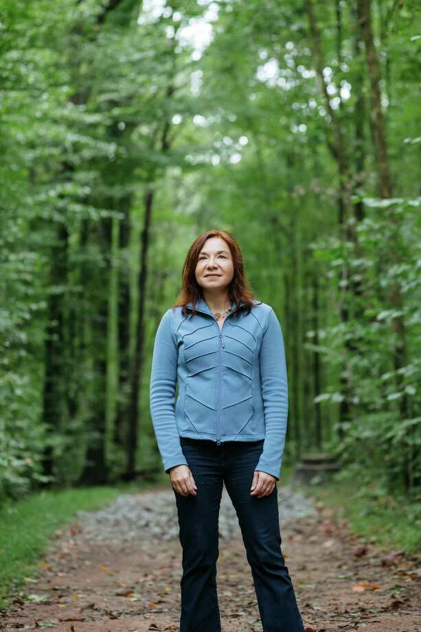 Texas Tech professor Katharine Hayhoe didn't set out to be a climate crusader, until she realized many people don't believe climate change is real. Photo: LEXEY SWALL, STR / NYTNS