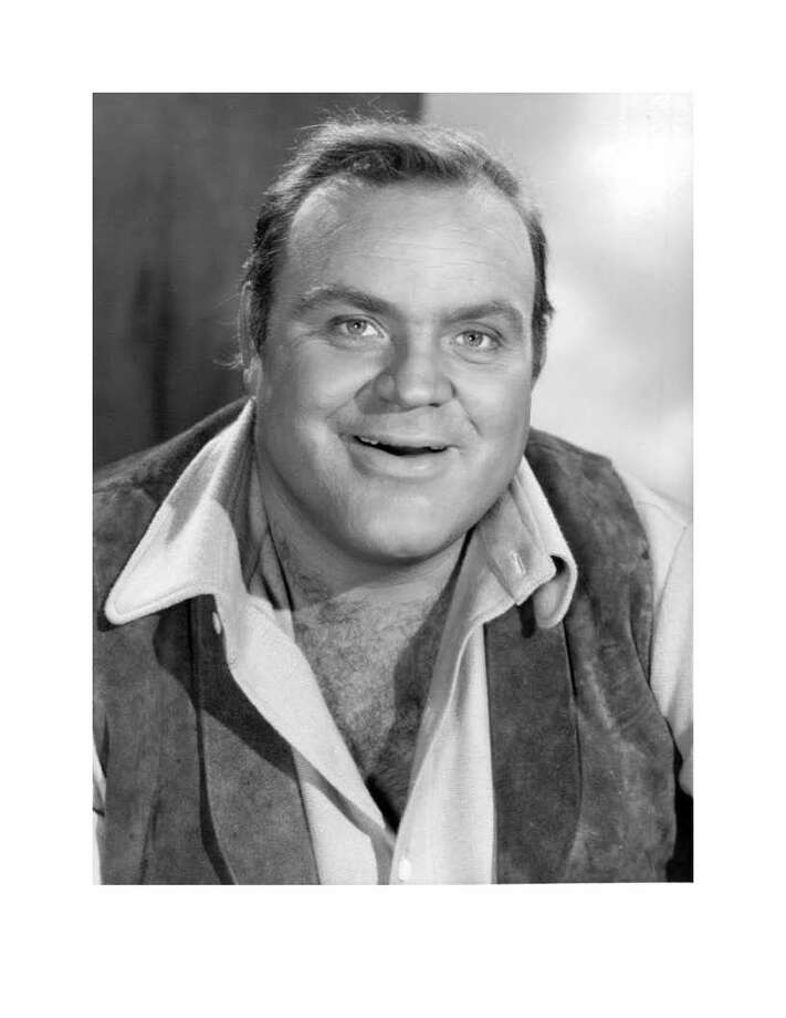 """Dan Blocker -- Hoss Cartwright from """"Bonanza"""""""