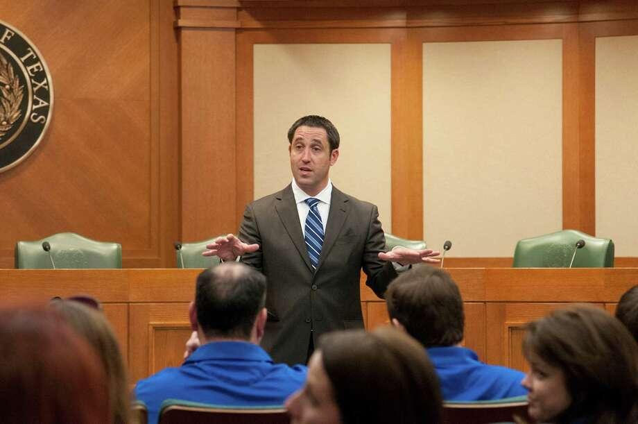 Glenn Hegar,Texas Comptroller of Public Accounts. Photo: Courtesy