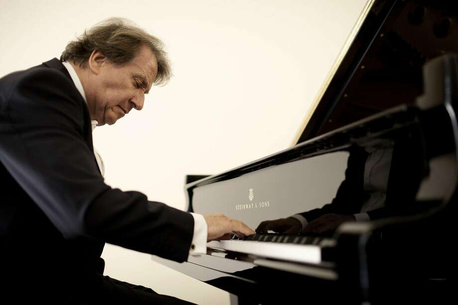 Rudolf Buchbinder's first appearance with the Symphony since 1985 was as soloist on the Piano Concerto No. 20 in D Minor. Photo: Courtesy SF Symphony