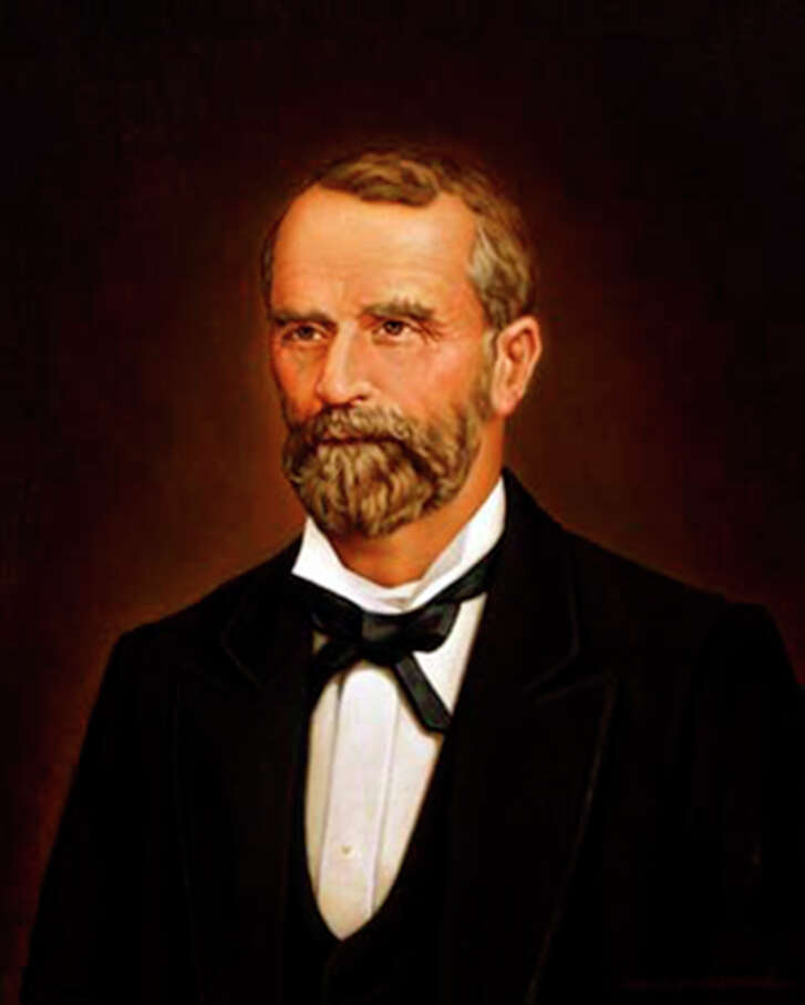 Fletcher S. Stockdale was acting governor of Texas for a little over a month in 1865.