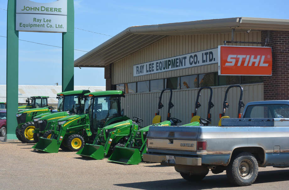 Ray Lee Equipment, local John Deere farm equipment dealer, is being acquired by Western Equipment of Clinton, Oklahoma. Ray Lee, who graduated from Hale Center High School in 1965, has been associated with the local dealership since 1965 and has been owner since 1986. Ray Lee Equipment employs 140 at six locations.