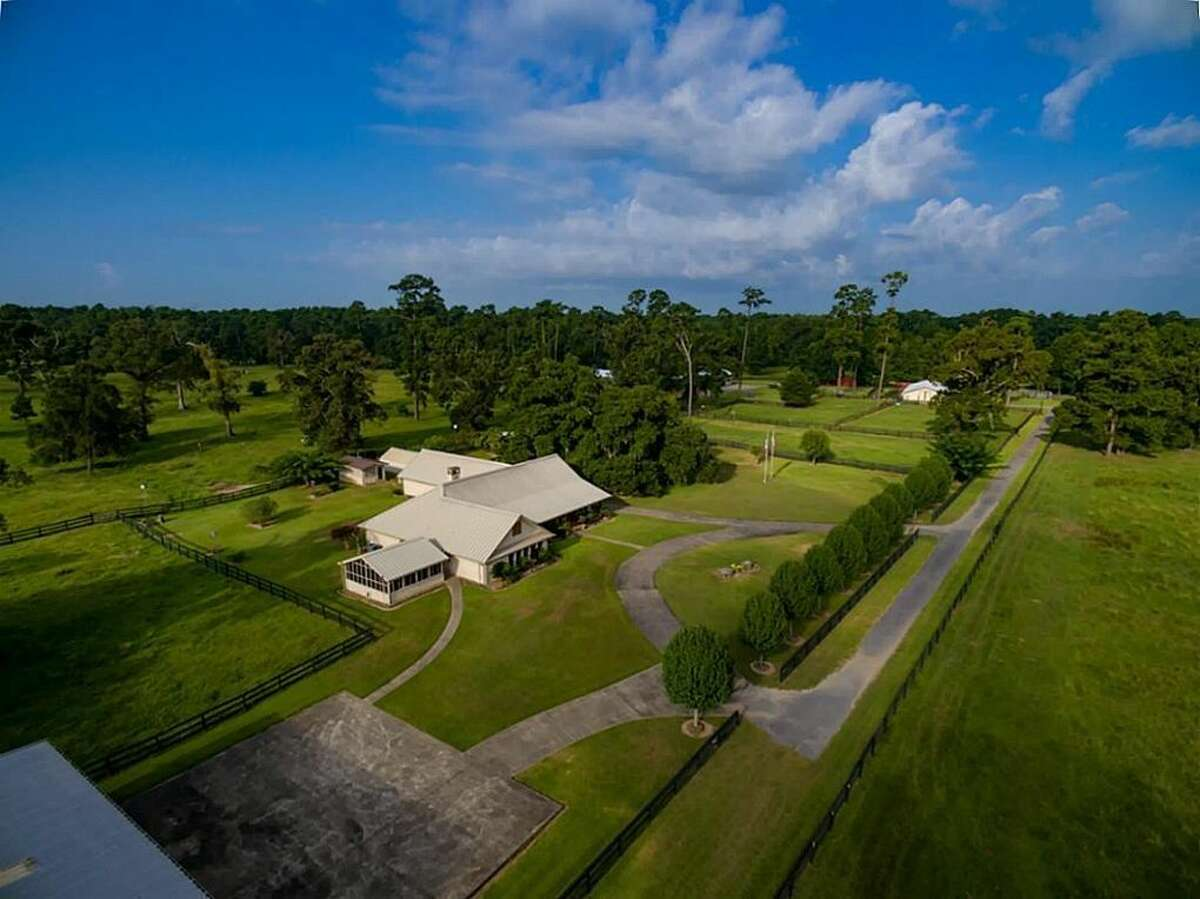 Four Oaks Ranch, located about nine miles north of Vidor, hit the market in August 2016 and is listed at $3.4 million. The ranch was originally owned by George Pattillo, a representative and senator for the Republic of Texas and one of the first elected judges in Orange County.