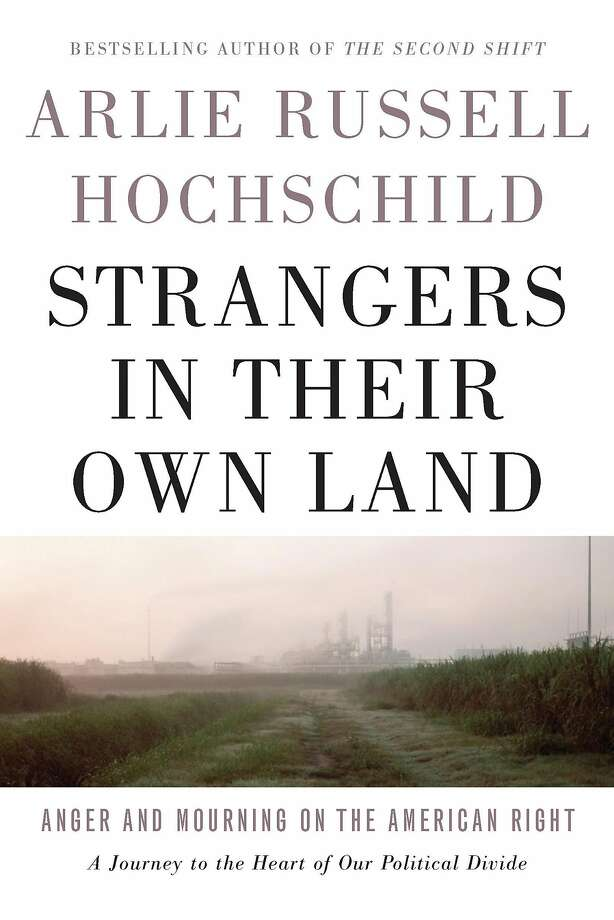 """Strangers in Their Own Land"" Photo: The New Press"