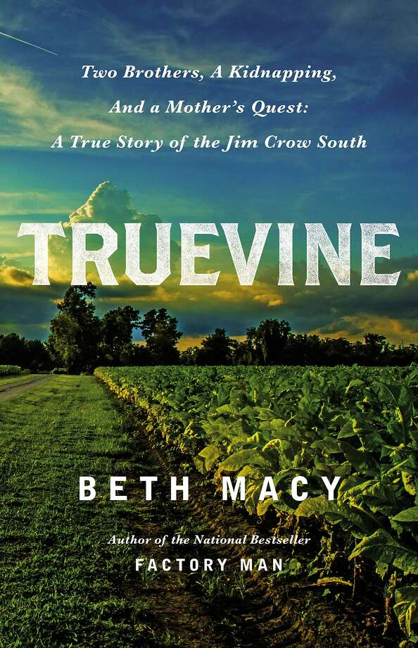 """Truevine"" Photo: Little, Brown"