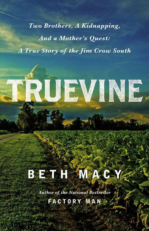 """""""Truevine"""" Photo: Little, Brown"""
