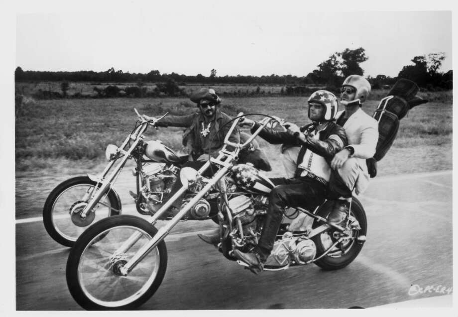 """Dennis Hopper's 1969 counterculture classic """"Easy Rider"""" will screen with live musical accompaniment."""