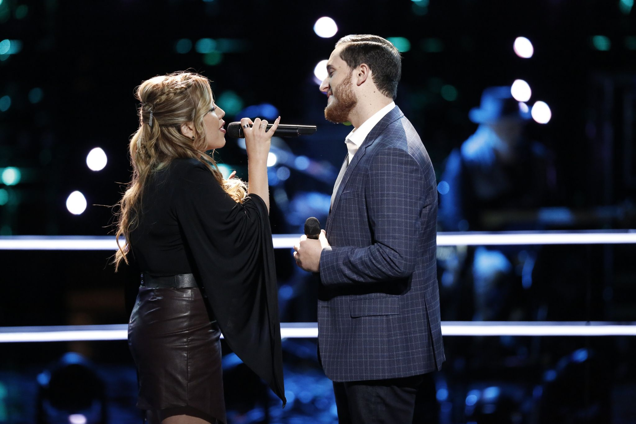 week 1 juneth ponciano Choosing the lesser of two problematic evils, ponciano goes with adam with that, adam's team is full advertisement - continue reading below a recap of miley cyrus on week 1 of the voice get ready for candace cameron bure's daughter to slay the voice blind auditions.