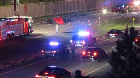 Four-car accident on Route 7 kills one, injures three - Times Union