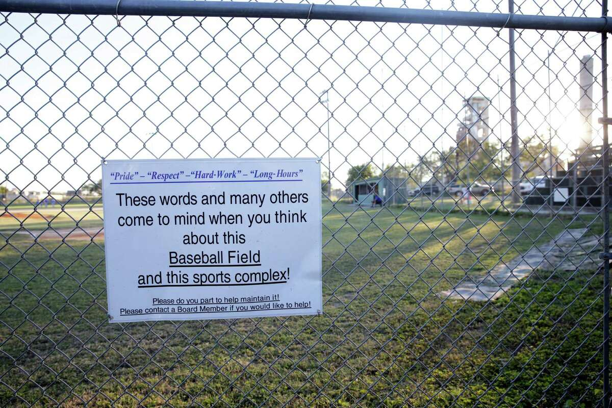 One of the ball fields is situated adjacent to industrial facilities off of Bulverde Road. The location is owned by a subsidiary of Zachry Corp., which has allowed the league to play there for free. Now it plans to use the land for expansion, which means Capitol Park Little League has to move.