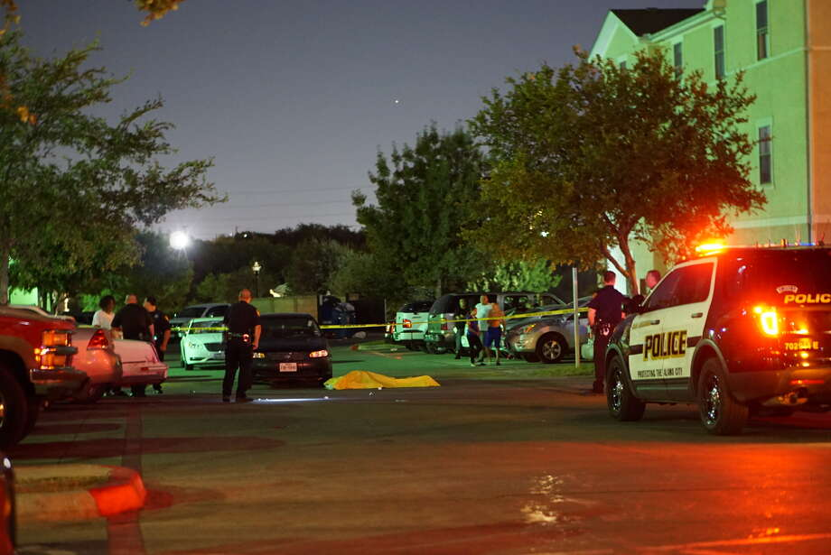 Man Fatally Shot By Passerby During Argument San Antonio