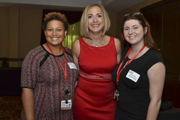 Were  you Seen at the YWCA of the Greater Capital Region's Resourceful  Women's Luncheon honoring Sabrina Mosseau and 17 other women at The  Hilton Garden Inn in Troy on Tuesday, Oct. 11, 2016?
