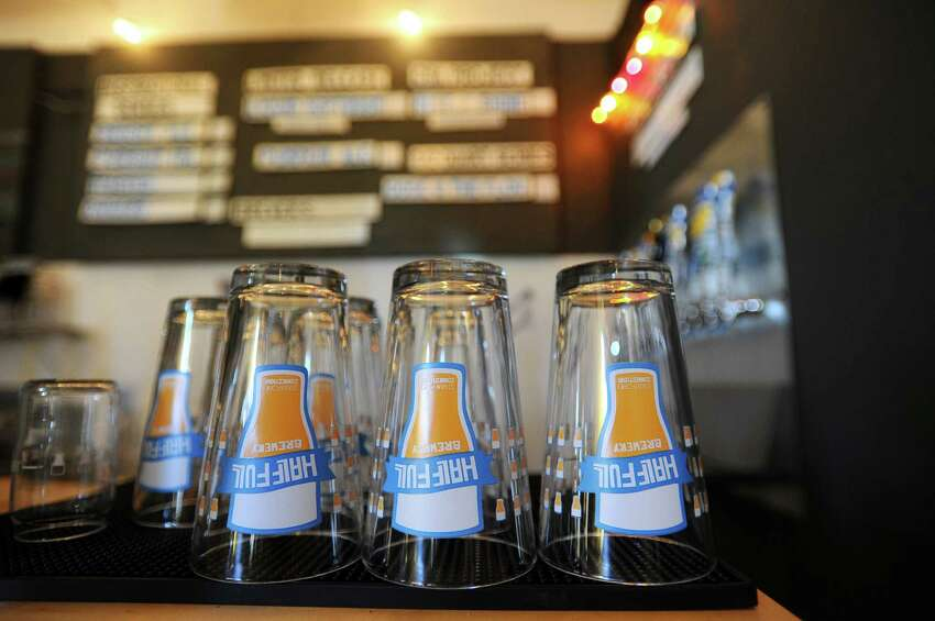 Take a tour at Half Full Brewery in Stamford on Friday andSaturday. Find out more.