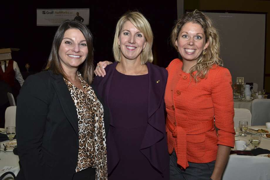 Were  you Seen at the YWCA of the Greater Capital Region's Resourceful  Women's Luncheon honoring Sabrina Mosseau and 17 other women at The  Hilton Garden Inn in Troy on Tuesday, Oct. 11, 2016? Photo: Colleen Ingerto / Times Union