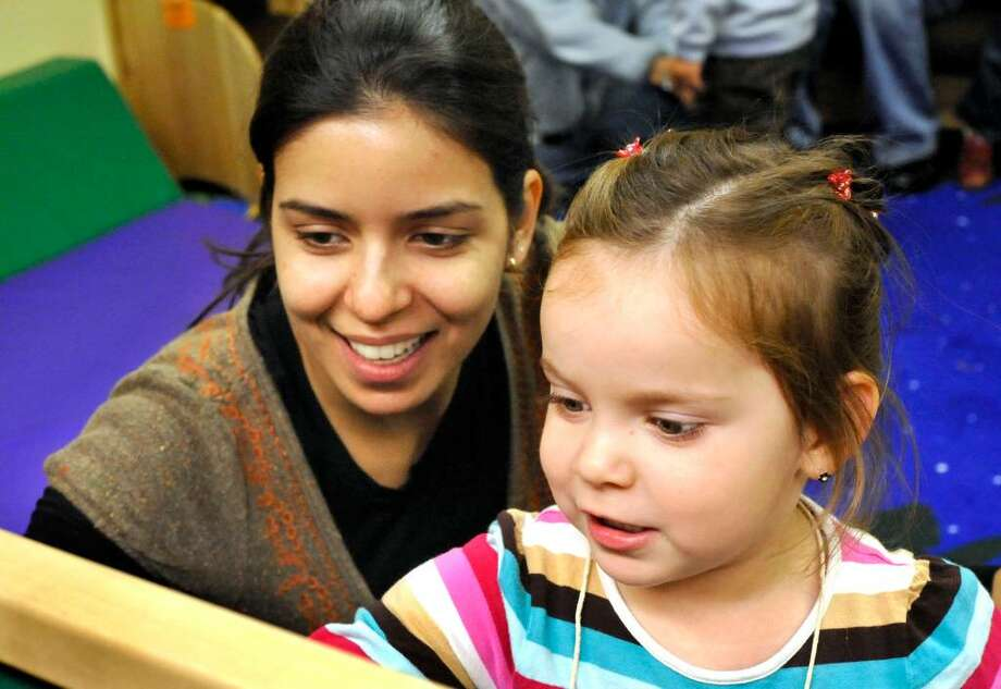 A place for families to read together - NewsTimes