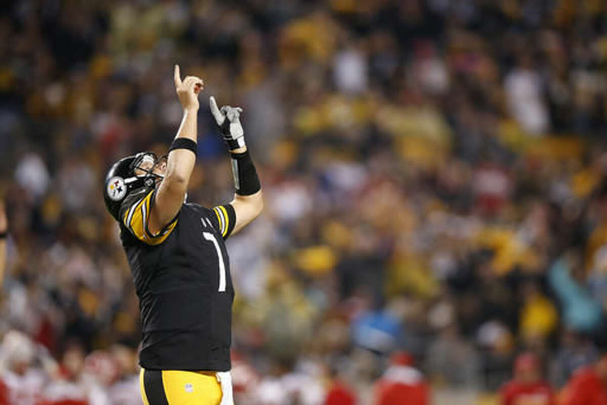 Miami plus-10 at Pittsburgh Steelers 30-13