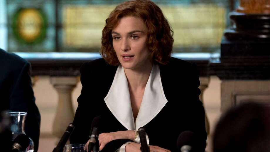 "Rachel Weisz fights for the right to call a liar a liar in ""Denial."" Photo: Bleecker Street Media / Bleeker Street Films"