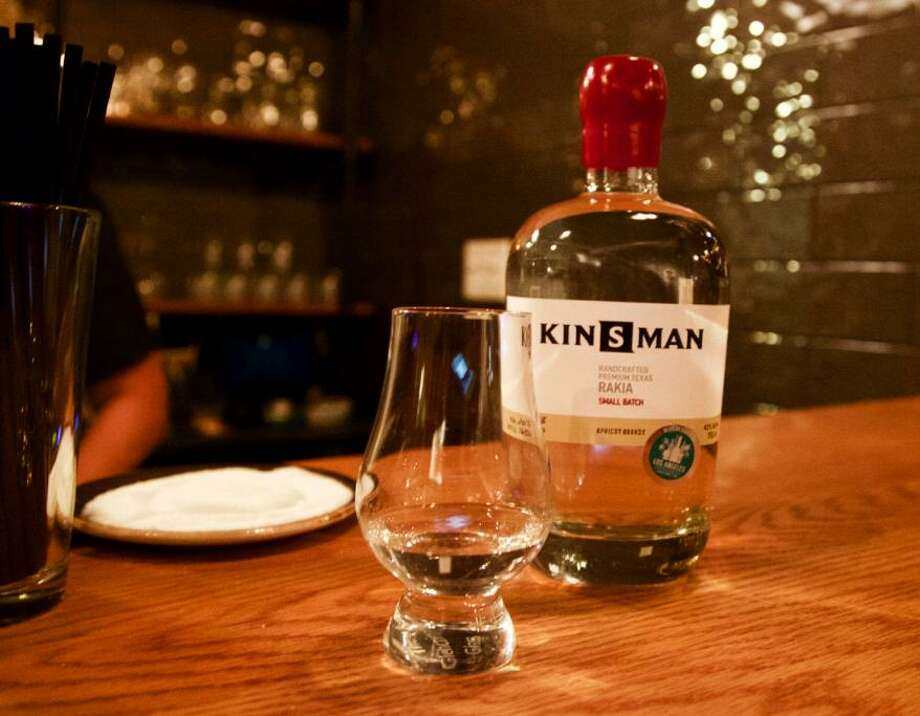 The Brandy Alexander Tour, sponsored by San Antonio's Dorćol Distilling, is designed to feature the classic drink based with Kinsman Rakia, a small-batch apricot brandy. Photo: Courtesy Photo