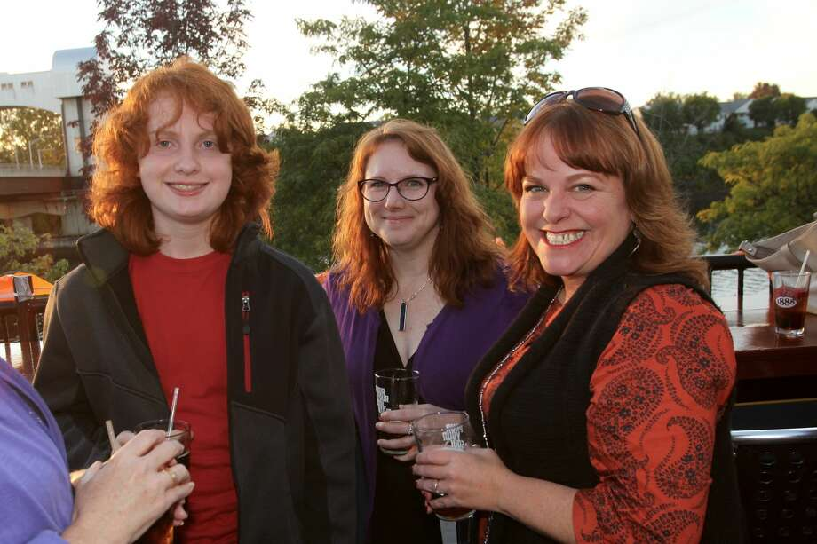 Were you Seen at The League of Extraordinary Red Heads' Fourth Annual Night of the Walking Red event at Ryan's Wake Public House in Troy on Tuesday, Oct. 11, 2016? Photo: Tom Killips