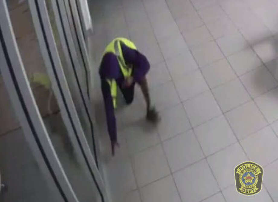 Police are searching for a burglary suspect who broke into car dealership about 11 a.m. Sept. 4, 2016, at 13115 Southwest Freeway in Sugar Land. (Sugar Land Police Department)