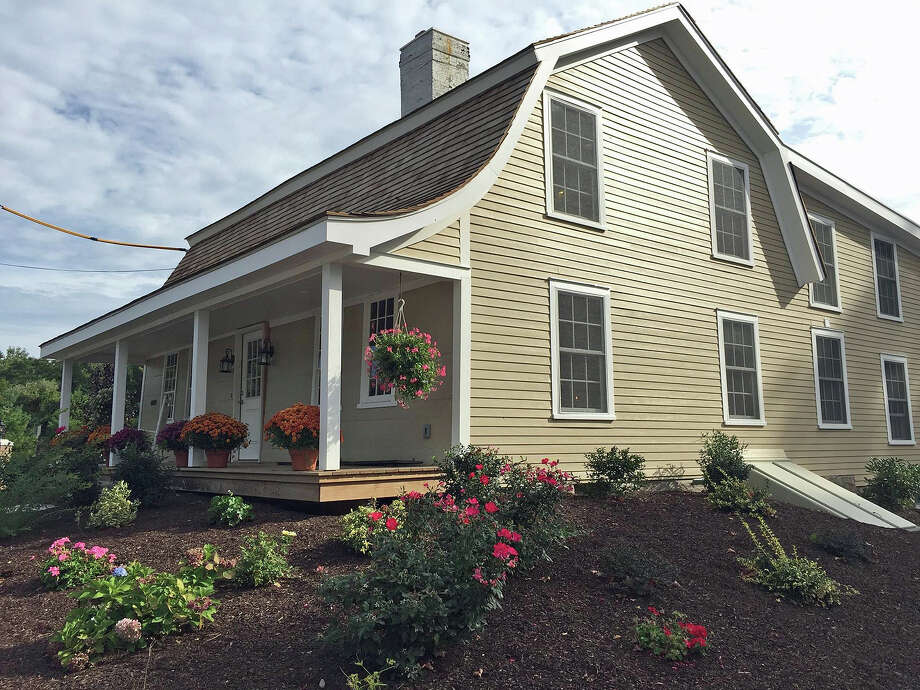 This circa 1750 Trumbull house, owned by the Christian Heritage School, has been restored to recreate the charm and feel of the original mid-18th century New England farmhouse. An open house will be from 2 ro 4 p.m. on Sunday, Oct. 23, 2016 at 511 White Plains Road in Trumbull. Photo: Trumbull Historical Society Via Facebook