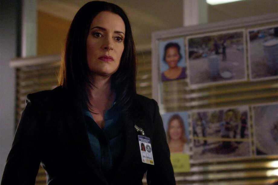 Paget Brewster, Criminal Minds | Photo Credits: CBS