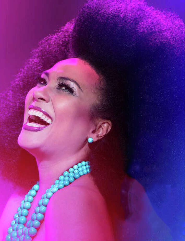 Aymee Nuviola will perform Friday at Miller Outdoor Theatre. Photo: Aymee Nuviola At Miller Outdoor Theatre