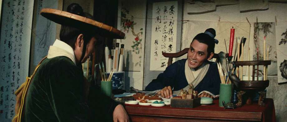 """""""A Touch of Zen"""" screens Sunday at the Museum of Fine Arts, Houston. Photo: MFAH Film A Touch Of Zen"""