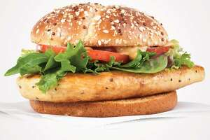 Wendy's new Grilled Chicken Sandwich.