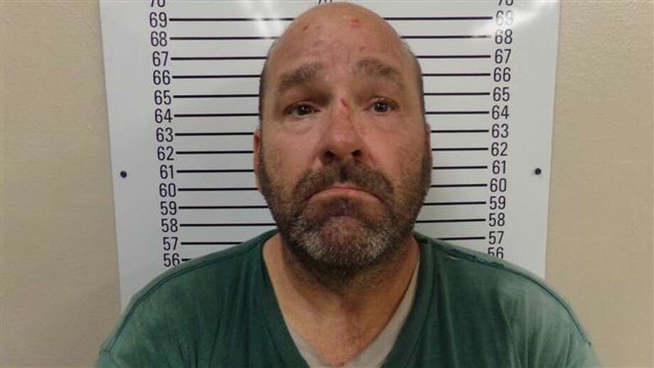 Patrick Schultz, 51, was arrested Oct. 3, 2016 in Oklahoma on one count of animal cruelty. Photo: Courtesy/Stephens County Jail