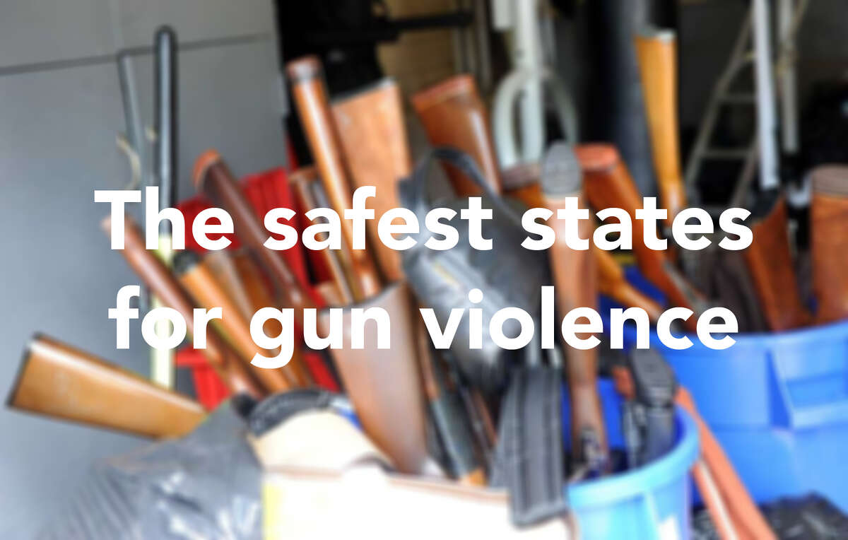 The Center American for Progress released a report on the the safest states for gun violence.