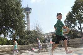 The Yanaguana Gardens in Hemisfair Park attracts hundreds of thousands of visitors. More improvements to Hemisfair Park and other parts of downtown should be included in the city's 2017 bond package.