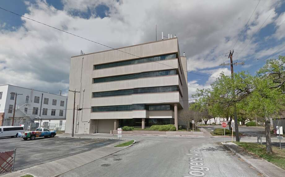 John W. Feik, founder of DFB Pharmaceuticals Inc., has bought a five-story office building in Government Hill, to the northeast of downtown. Photo: Google Maps