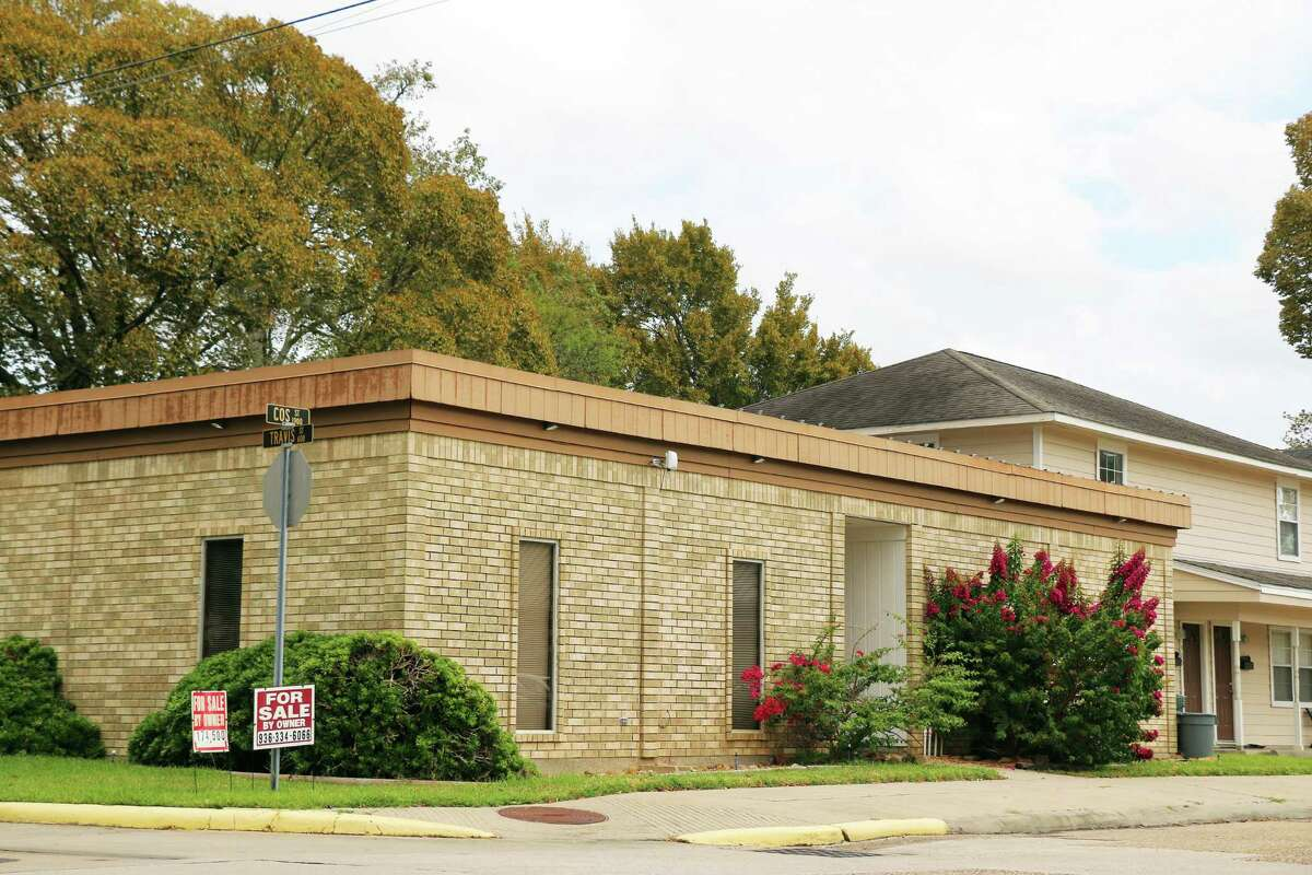 The new county treasurerÂ?'s office is located at 1901 Cos. The building is only a block away from the county courthouse and provides the treasurerÂ?'s team more room to spread out.