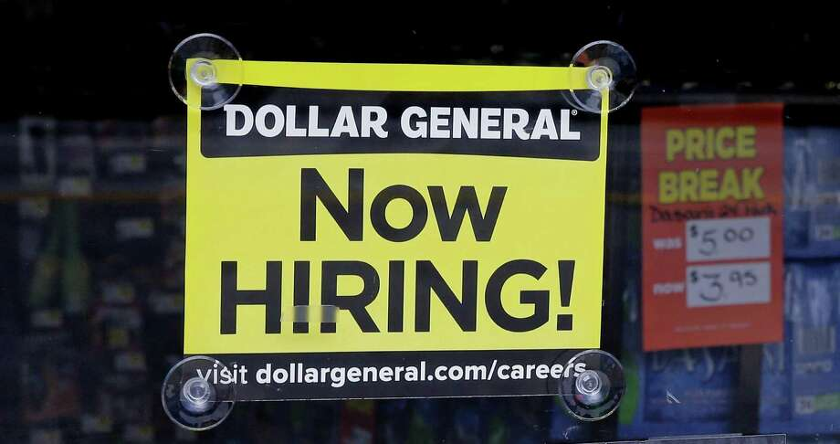 Dollar General Corp. says it plans to create 10,000 jobs this year tied to the opening of 1,000 stores and two distribution centers. Photo: Associated Press /File Photo / Copyright 2016 The Associated Press. All rights reserved. This material may not be published, broadcast, rewritten or redistribu