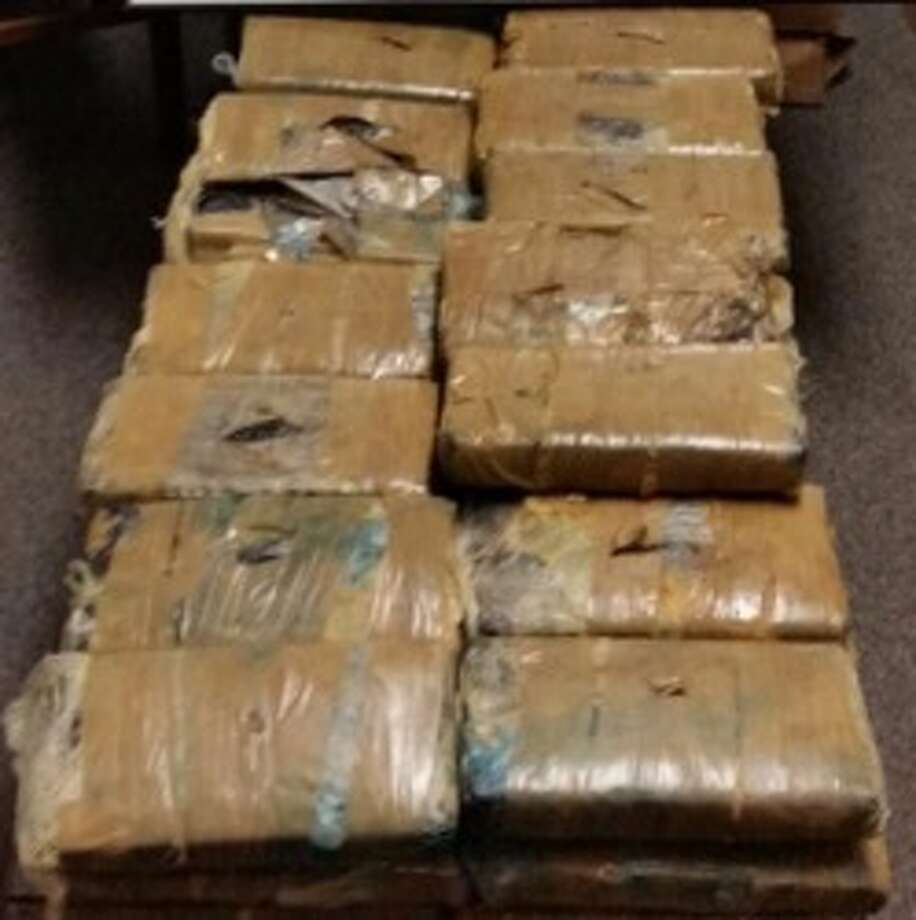 U.S. Customs and Border Protection agents intercepted nearly 200 pounds of marijuana entering the United States from Mexico on Oct. 9, 2016.Click through the slideshow to see which politicians have been linked to marijuana use. Photo: U.S. Customs And Border Protection