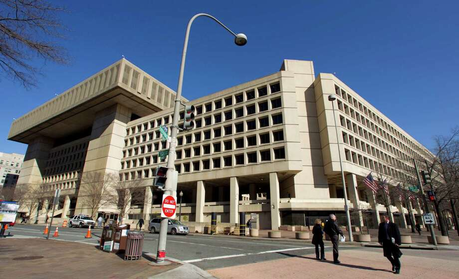 FBI headquarters in Washington, where state officials are being warned to increase their cyber security efforts in light of evidence that hackers breached the election systems of a pair of states. On Wednesday, Gov. Dannel P. Malloy created a new job, naming a state cyber security chief. Photo: Manuel Balce Ceneta / Associated Press / AP2012