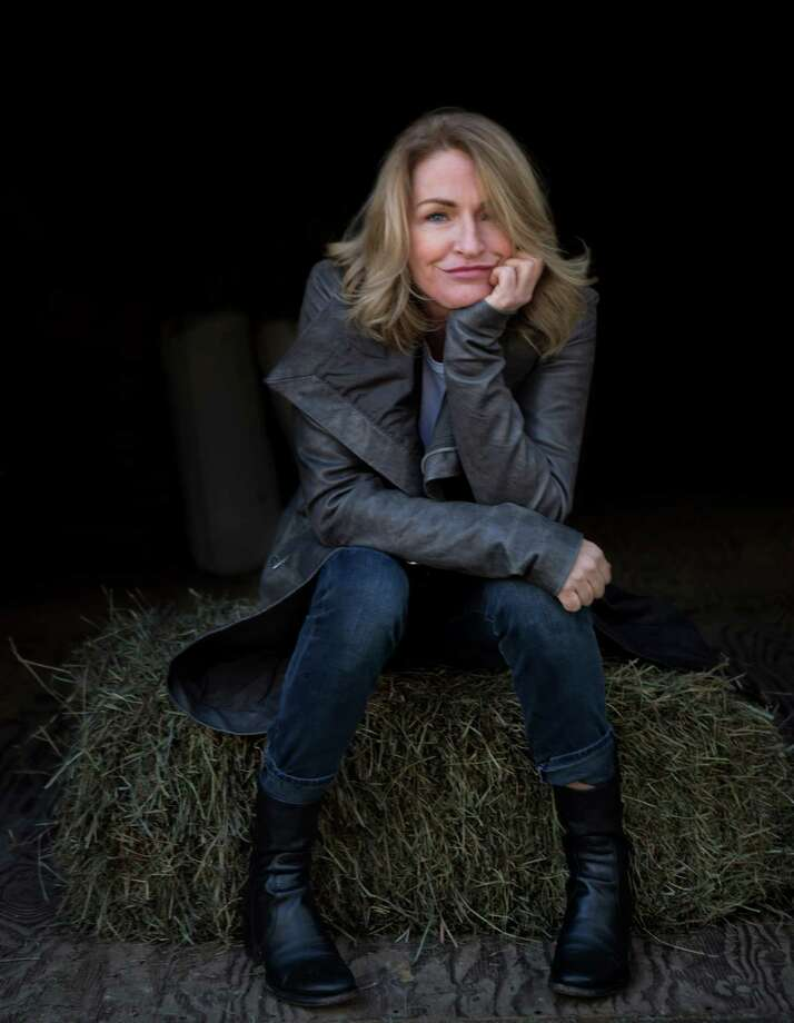 New York Times best-selling and critically acclaimed author Ann Leary will speak at St. Vincent's SWIM Across the Sound's 21st Annual Breast Cancer Luncheon on Oct. 27 at the Holiday Inn in Bridgeport. Photo courtesy of St. Vincent's. Photo: Contributed