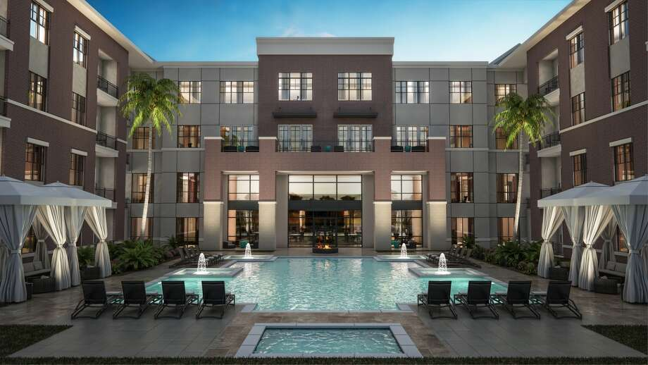 Overture Sugar Land apartment community for age 55 and up  will have 200 units 850 Imperial Boulevard in Sugar Land. Photo: Rendering By Tiltpixel, Greystar