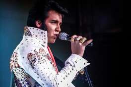 Elvis performer Travis Powell will perform at the Josephine Theatre.